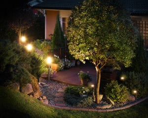 What Are the Benefits of Outdoor Lighting?